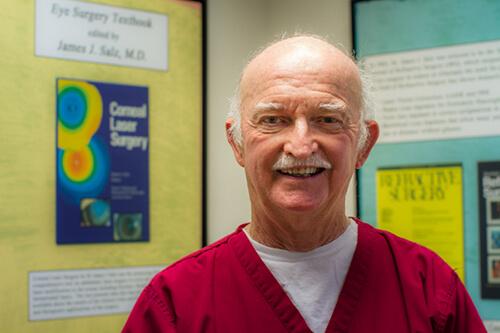 James J. Salz, M.D.